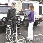 Белорусская милиция пересядет с лошади на велосипед
