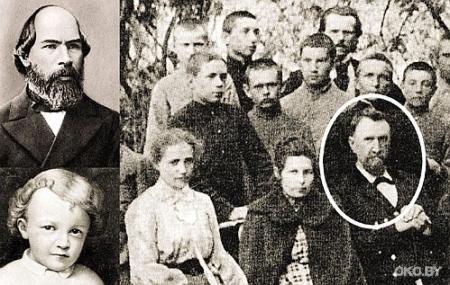 А кто папа у Ленина?