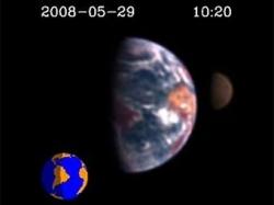 Как видят землю инопланетяне