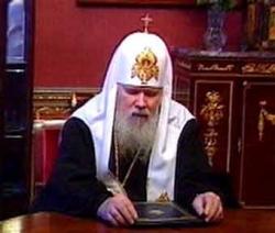 Умер Алексий II
