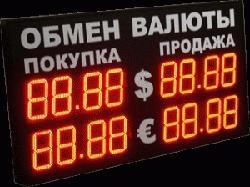 Курсы валют в столине