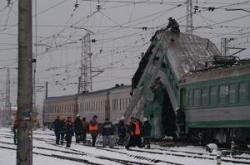 Более 40 человек пострадали в Чехии при столкновении поездов