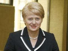 В Литве президентом избрана женщина