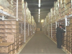 Рост складских запасов в Беларуси остановить не удалось