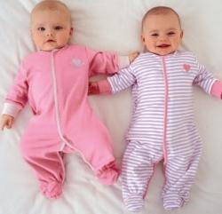 В Америке родились близнецы от 2-х разных отцов