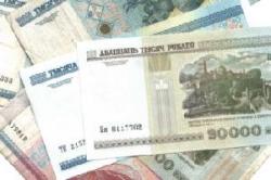 Среднемесячная зарплата в Беларуси превышает  1 млн. рублей