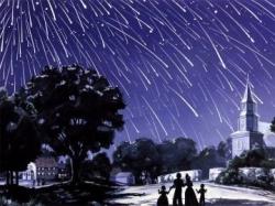 Ночью 12 августа прольется сильный метеорный дождь