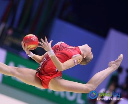 Азербайджанская гимнастка победила на турнире Мисс Валентина .