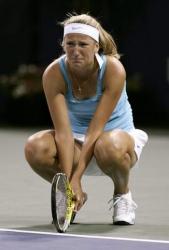 Азаренко проиграла в финале чемпионата Австралии по теннису
