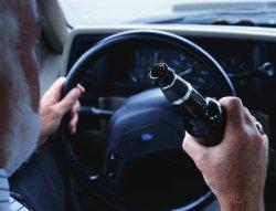 На новогодних праздниках усилят борьбу с пьяными за рулем