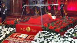 В мемориальный комплекс будет помещено тело Ким Чен Ира