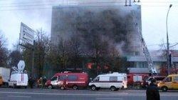 Суд арестовал директора, взорвавшегося в Москве ресторана