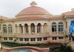 Для Кадырова построили дворец за 330 тыс. долларов в городе Грозный
