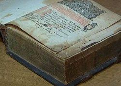 В Могилёве прошла презентация настоящего Статута ВКЛ от 1588 г.