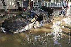 Причины наводнения на Кубани