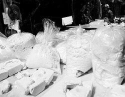 В Колумбии стали производить меньшее количество кокаина