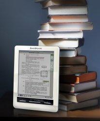 Цифровые книги обгоняют бумажные