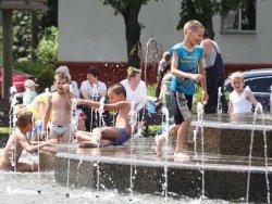 В столице побит  температурный рекорд  давностью в 80 лет