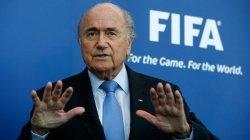 Йозеф Блаттер – президент ФИФА – подает на отставку