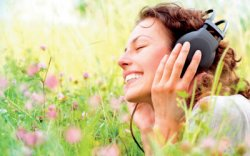 Все более популярной становится терапия музыкой