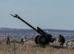 Вопрос об отводе вооружений в Донбассе решаться будет в Минске