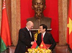 Лукашенко: Я не узнаю Вьетнам