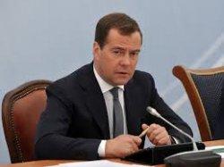 Медведевым было подписано постановление о санкциях для Украины с 1 января