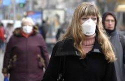 В Киеве из-за гриппа ввели масочный режим