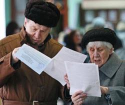Власти республики повышают пенсионный возраст у женщин до 58 и у мужчин до 63 лет