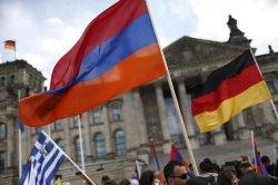 Меркель дала ответь на претензии от Турции после признания геноцида армян