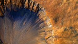 Марс 200 тысяч лет назад был копией Земли
