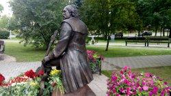 В Минске открыли памятник Мулявину