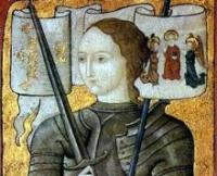Останки Жанны д'Арк оказались египетской мумией